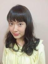 ニコ ヘアーアンドメイク(nico hair&make)〔nico〕AVEDA艶カラー