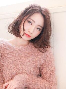ジェンティーレ ヘアデザイン(Gentile Hair Design)の写真/カラーを繰り返すほど、髪が良くなる!?ハイブリッドKIRARAカラートリートメント¥14000→¥11000