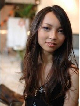 ラコ(Laco)の写真/【再現性の高いフレンチスタイルのドライカットを採用。自宅で簡単にキレイが作れちゃいます】