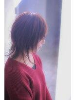 【Wish Hair】ローレイヤーウルフ