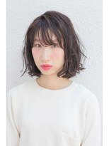 ロココオーガニックレーベル(LOCOCO organics label)おフェロ髪☆ウエットボブ♪