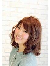 エントランスオブヘアー(ENTRANCE OF HAIR)【ENTRANCE】モテ可愛い☆小顔ボブ
