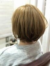 ヘアサロン ベル(hair salon BeL)ふんわりボブ