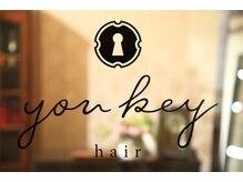 ユーキーヘアー(you key hair)