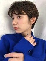 ヘアサロンエムピーズ イケブクロ(HAIR SALON M P's 池袋)サイドグラ☆ショート