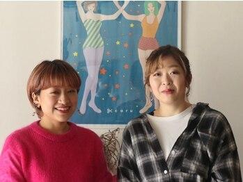 カル(caru)の写真/【北浦和駅徒歩3分】女性ならではの視点でご提案いたします。髪のお悩みもお気軽にお申し付けください