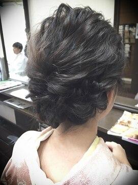 リッツファミリーズピコ めがね橋店(RIT FAMILYZ PIKO)和髪が苦手な方でもOK
