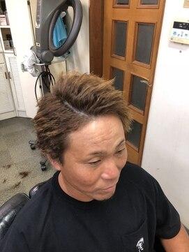 ツイストパーマ:L016995176|ヘアーサロン タムのヘアカタログ