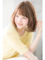 ジョエミバイアンアミ(joemi by Un ami)【joemi】2018☆小顔カット毛先ワンカールボブ(大島)