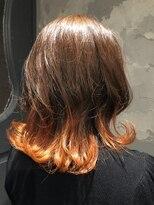 ユーアールキャッスル(UR CASTLE)オレンジグラデーションカラー