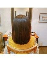 ミーノ(mieno)【髪質改善】お手入れ簡単◎まとまる艶髪に【自由が丘/目黒区】