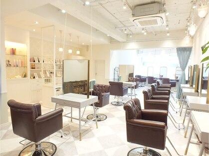 エール 梅田(aile Total Beauty Salon)の写真