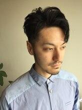 ヘアサロン エン(hair salon en.)モテ髪ツーブロックヘア、刈り上げヘア