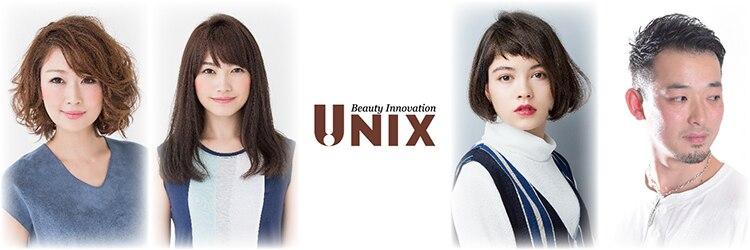 ユニックス ビューティー イノベーション 横浜元町店(UNIX Beauty Innovation)のサロンヘッダー