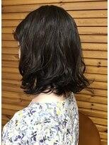 ヘアープラン チョイス 上連雀店(Hair Plan CHOICE)ミックスカール