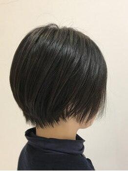 ヘアーサロン ファイブシー(HAIR SALON 5C)の写真/しっかりカウンセリングし、骨格、生えグセ、髪質に合わせてご提案!伸び方まで計算されたシルエットに♪