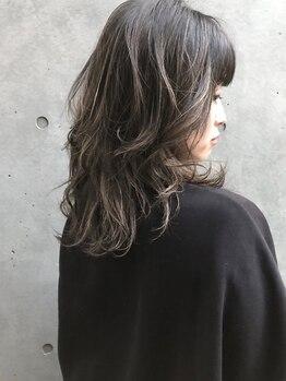 エッセンス(THE ESSENCE)の写真/【Aujuaソムリエ在籍】美髪に導くオーダーメイドケアシステムAujua。髪の内側からしっかり髪質改善!