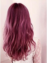 エメールヘア(aimere hair)チェリーブロッサムで春カラーしてみた