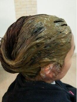 ヘアーサロン リュウズ(HairSalon Ryu's)の写真/《京成立石スグ!駅前アットホームサロン☆》ヘナorケミカル等ご要望に合わせたカラー剤をご提案◆