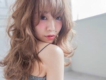リボーン 大高本店(reborn)の写真/こだわりのカラーとトップクラスのCut技術で、あなたの理想をカタチに!白髪抑制カラーで若々しい髪をGet☆