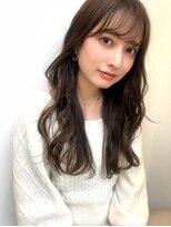 【赤川敬一】20代30代40代◎大人かわいい小顔シースルー