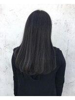 コルテ リーフ 倉敷店(CoRte. leaf)グラデーションアッシュカラー
