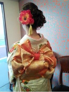 イシス(isis)の写真/卒業式・結婚式などのイベントにお着物で参加してみては、いかがですか♪いつもと違う雰囲気に◎