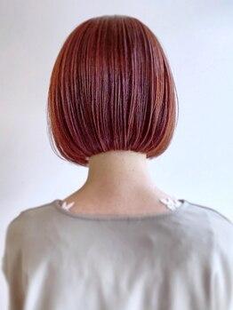 クーヘアーシエル(coo hair ciel)の写真/丁寧なカウンセリングとカット技術で、一人ひとりのライフスタイルに馴染む再現性の高いデザインをご提案!