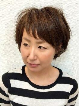 テテ ヘアーデザイン(tete hair design)の写真/価格以上の満足感!ダメージレス&色モチ◎と薬剤がいいのはもちろん、親身なお手入れアドバイスが嬉しい♪