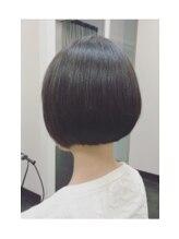 ヘアメイク サラリ(hair make SARARI)黒髪ショートボブ【SARARI青山・外苑前・表参道】