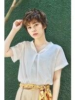アンフィフォープルコ(AnFye for prco)【AnFye for prco】「小顔」ショートヘア♪
