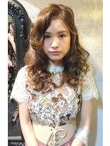 オブヘアー 鷺沼店(Of HAIR)#ふわふわパーマスタイル