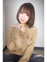 ヘアリゾート リアン(hair resort Lien)サラリとナチュラル☆Lien☆ 倉田