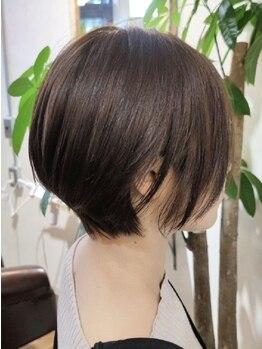 クアイ(Quai)の写真/妥協のないカウンセリングでご自宅でのお手入れ楽々♪美しいフォルムが長続き。毎朝セットしやすいヘアに◎