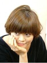 ヘアー ファクトリー(hair factory)艶髪マニッシュボブ☆