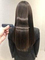 【zeze】髪質改善6stepトリートメント