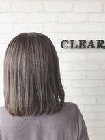 ヘアーアンドメイククリアー(Hair&Make CLEAR)グレイパールアッシュ