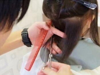 """ヘアメイク サッカ 中山店(Hair make sacca)の写真/""""GLOBAL BEAUTY CONGRESS全国大会""""で受賞歴あり!頼れる実力派スタイリストにお任せ下さい☆"""