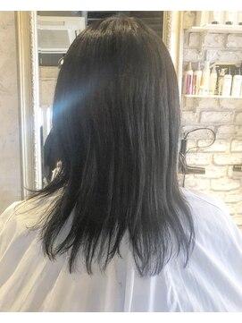 ヘアー アトリエ エゴン(hair atelier EGON)髪質改善トリートメント