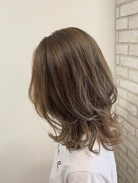 ヘアハウス ルアナ(Hair House Luana by NYNY)くびれレイヤー