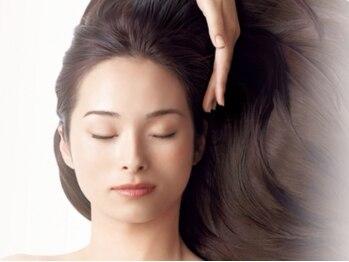 サラジュ 三田店(SARAJU)の写真/【短時間で実感できるクオリティ!SARAJUの炭酸ヘッドスパがスゴイ!】髪のお悩み、実は頭皮の汚れが原因。