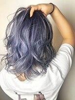 フレア ヘア サロン(FLEAR hair salon)シルバーラベンダー