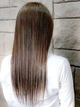 バニティー ヘア(Vanity hair)の写真/お悩みに合わせた最高峰トリートメント【MUCOTA】【TOKIO】がオススメ!!あなたに最適なヘアケアをSelect☆