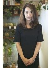 ハッピーヘアーデザイン ヴィオラ 東大阪店(happy hair design Viola)ミランダ風ハイライト