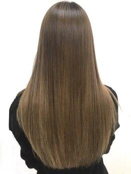 ダスティ 梓川店(Dasty)の写真/[今話題のヘアストリーム(酸熱トリートメント)導入!]人生で一度、理想の髪質を手に入れてみませんか?