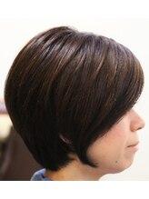 ゼルコバ(ZelCova)3Dグレイカラー(明るい白髪染め) 堺市 三国ヶ丘