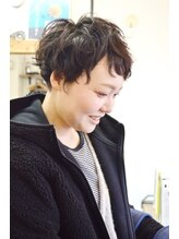 クレーン ヘアー デザイン(CRANE Hair Design)楽チンパーマ。