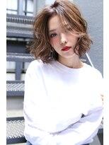 【Blanc/茶屋町】外人風カラー/ハイライト/オンブレkt1140