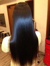 ハルール(Haru Ru)キレイ髪ストレート&キレイ髪カラー