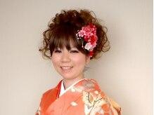 ホテルアウィーナ大阪 美容室の雰囲気(アップスタイル¥5,500 着付け¥6,600~)